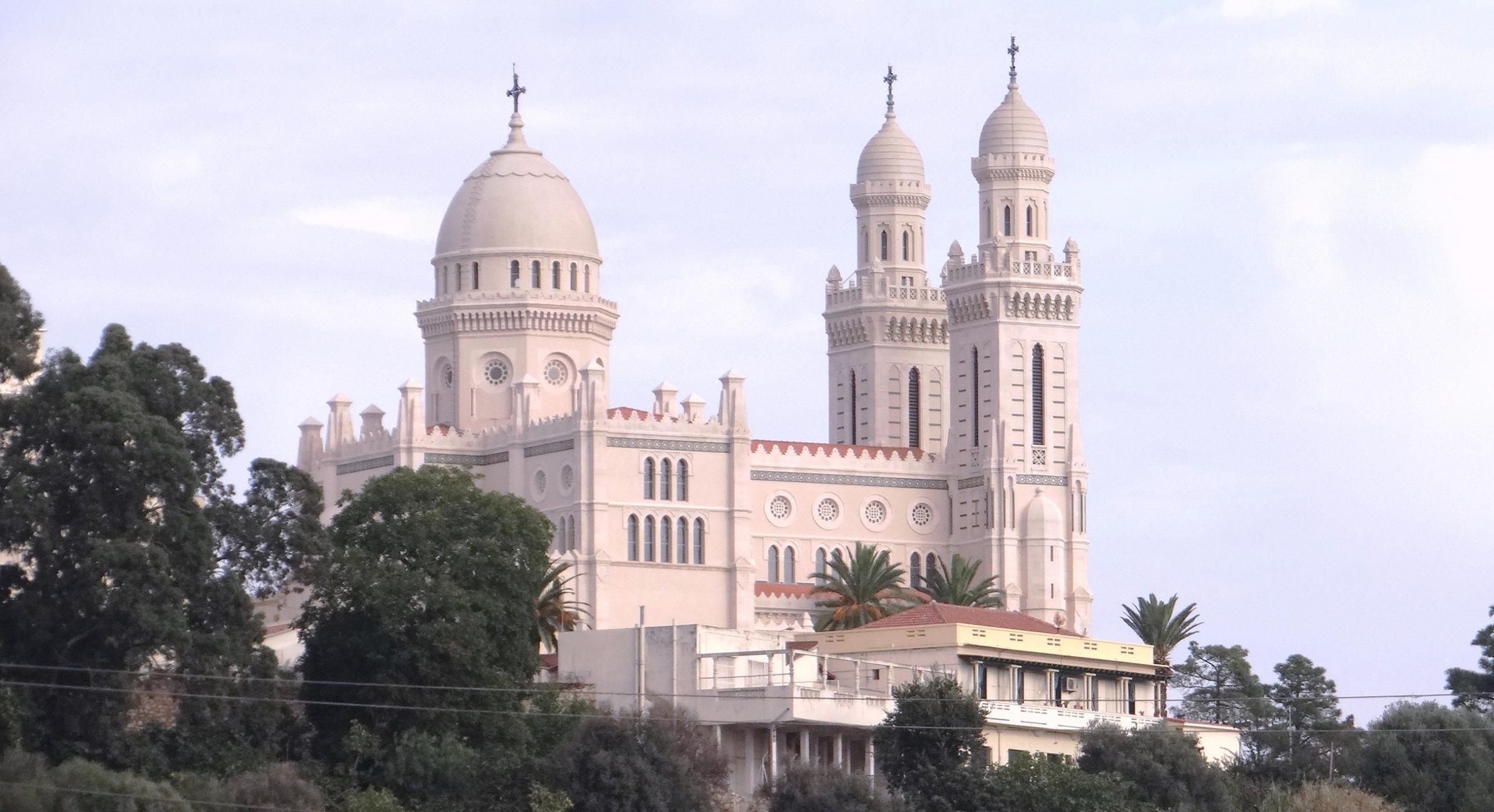 La Basilique de Saint Augustin à Annaba