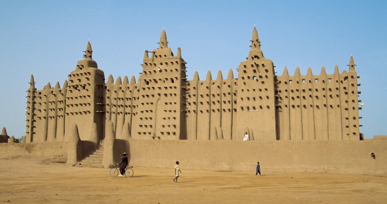 La Mosquée de Djénné