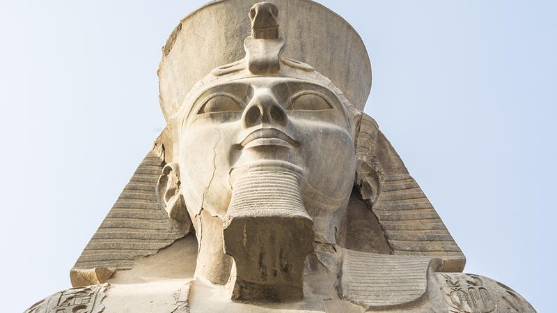 Statue de Ramses II