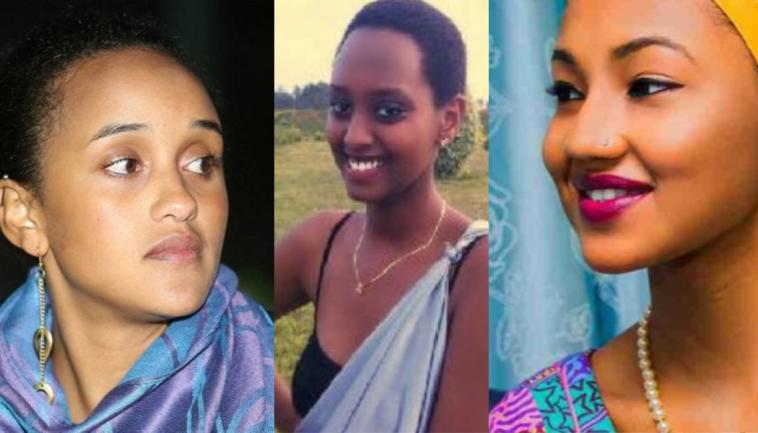 belles filles de présidents africains