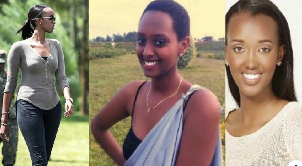 la belle ange kagame rwanda