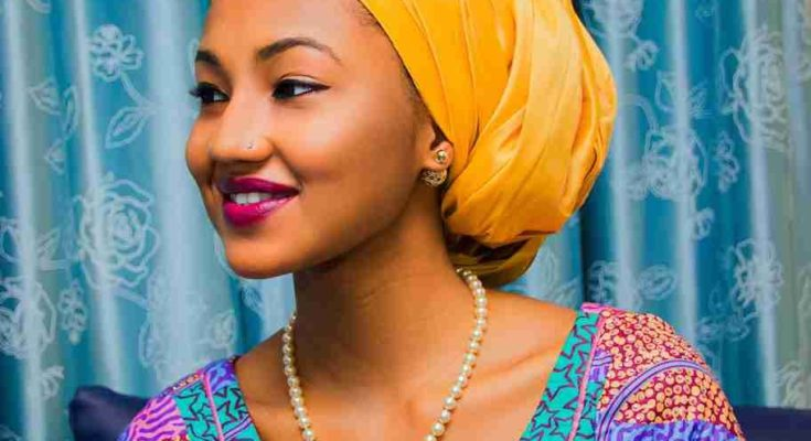zahra buhari fille président nigérian