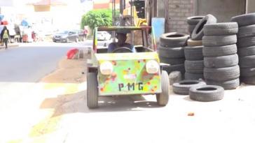 pape mamado gueye