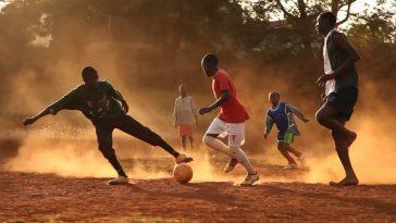 foot de rue afrique
