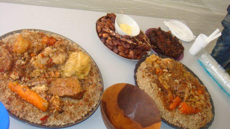 cuisine mauritanie