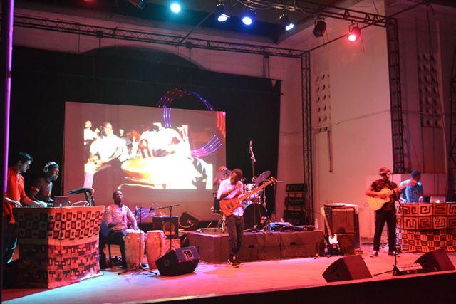 Accra Electronic Music Festival – Accra, Ghana