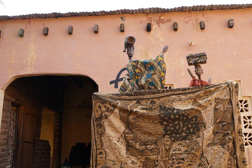 marionnettes Mali