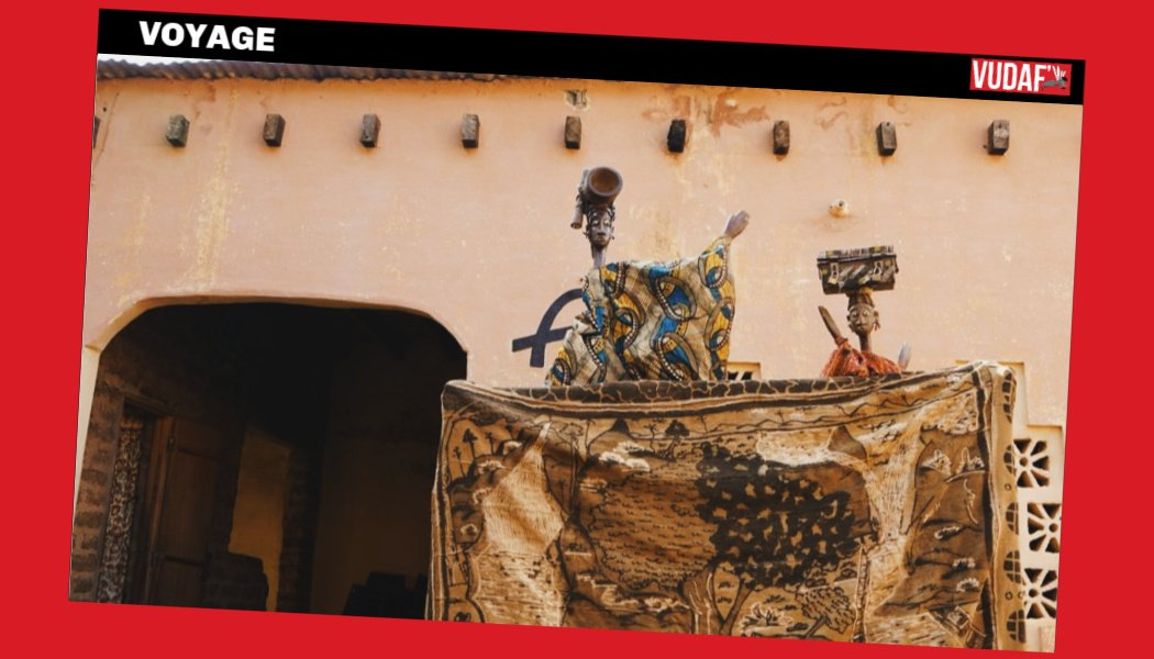 tradition des marionnettes mali