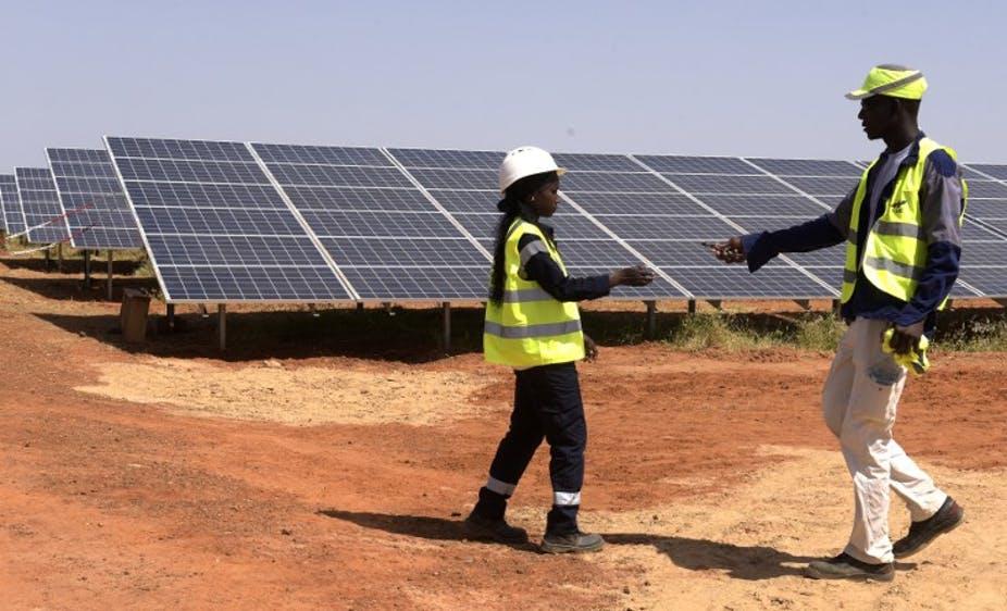 énergies renouvelables afrique