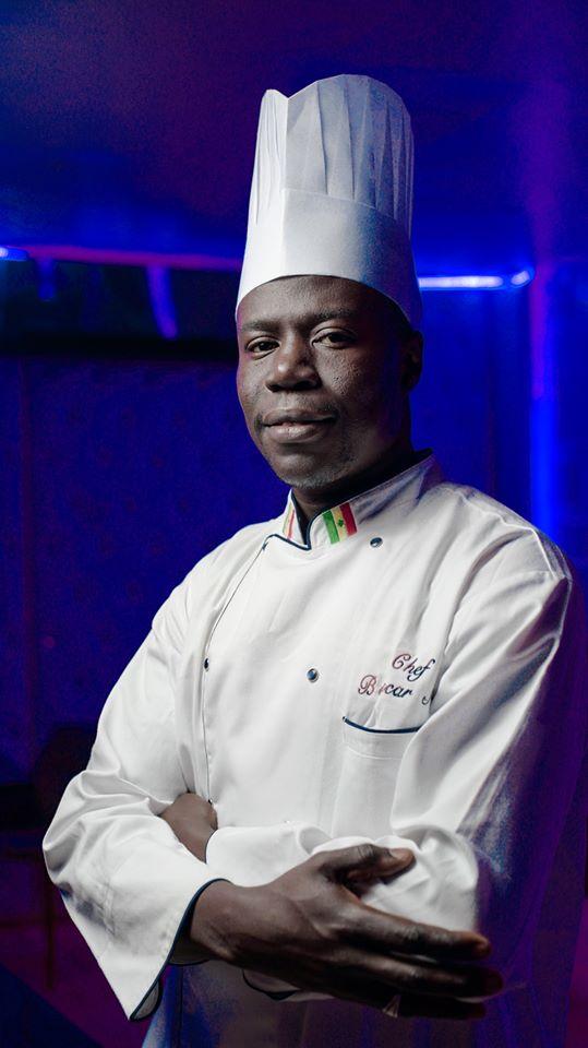Chef Babacar SARR Baol traiteur