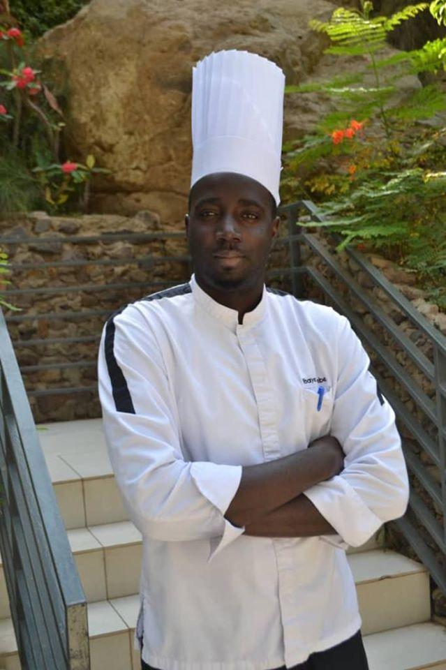 Chef Mbaye SAMBE Radisson Blu Dakar