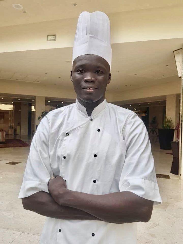 Chef Ousseynou NDIAYE Restaurant le bon chef