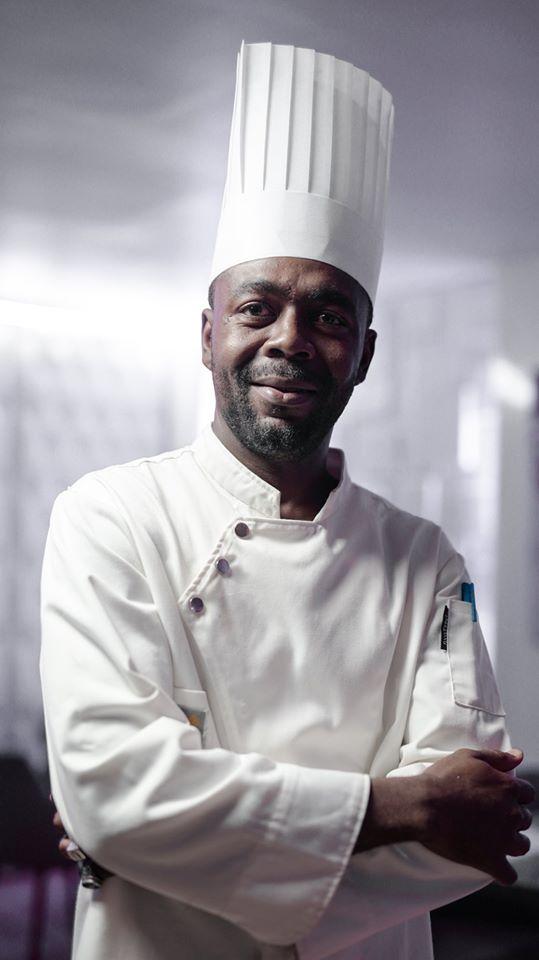 Chef Thoma OUMAR Jet café beach