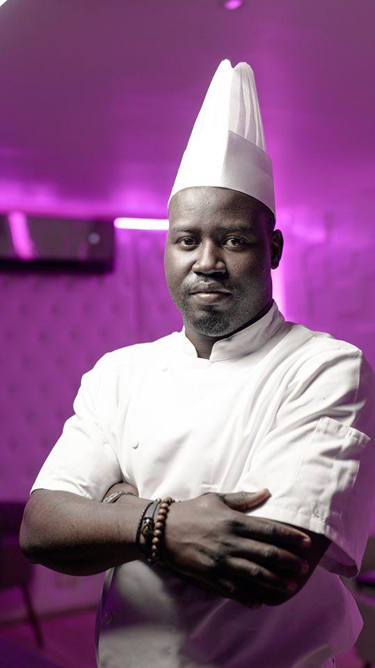 Chef William GOMIS Radisson Diamniadio