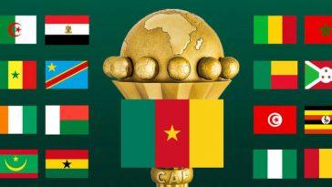 Coupe d'Afrique des Nations Cameroun 2021