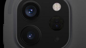 Capteur Lidar iPad Pro 2020