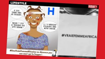 #VraiefemmeAfricaine