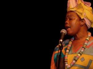 Nahawa Doumbia concert