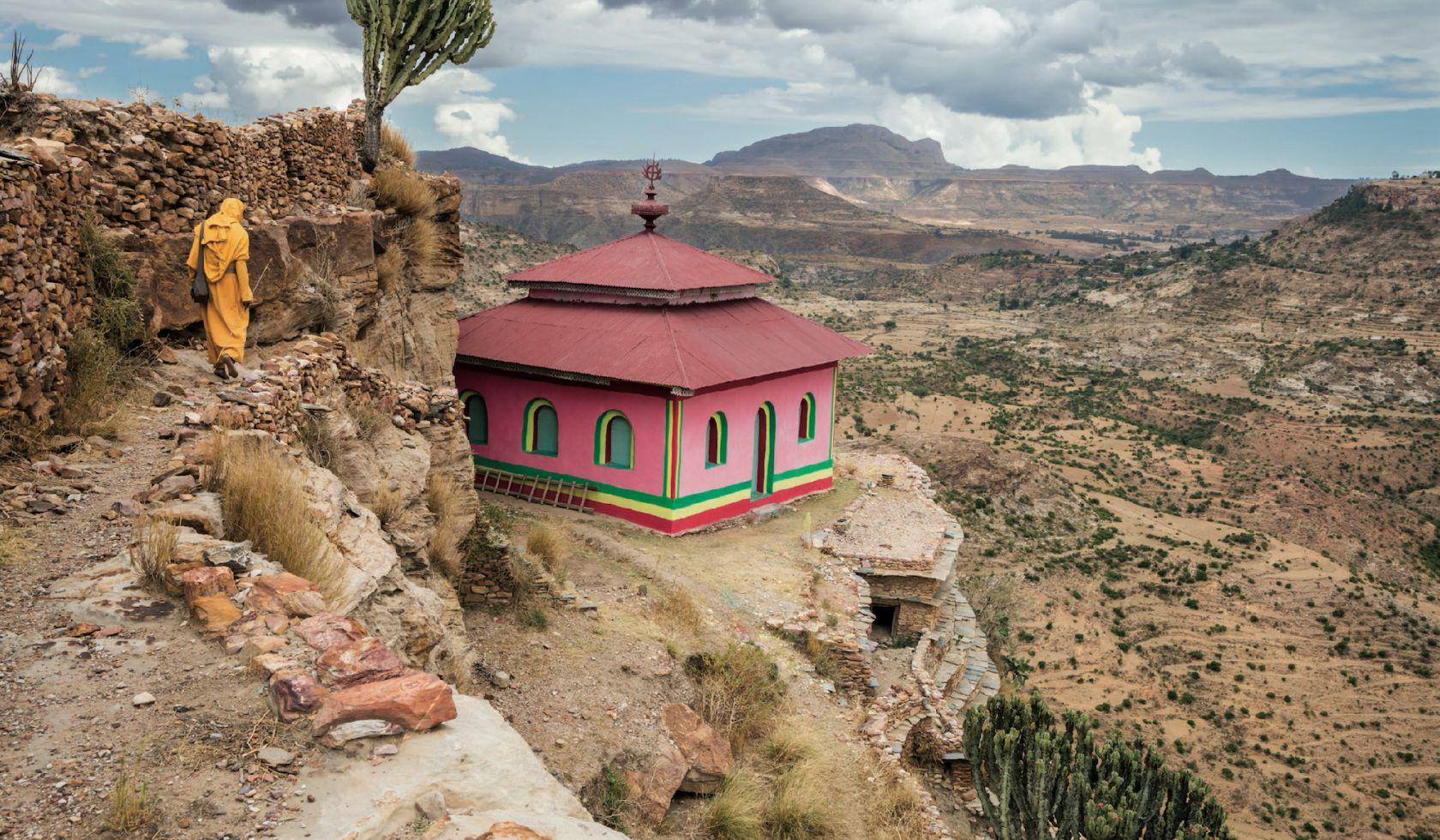 Gheralta et ses églises en Ethiopie