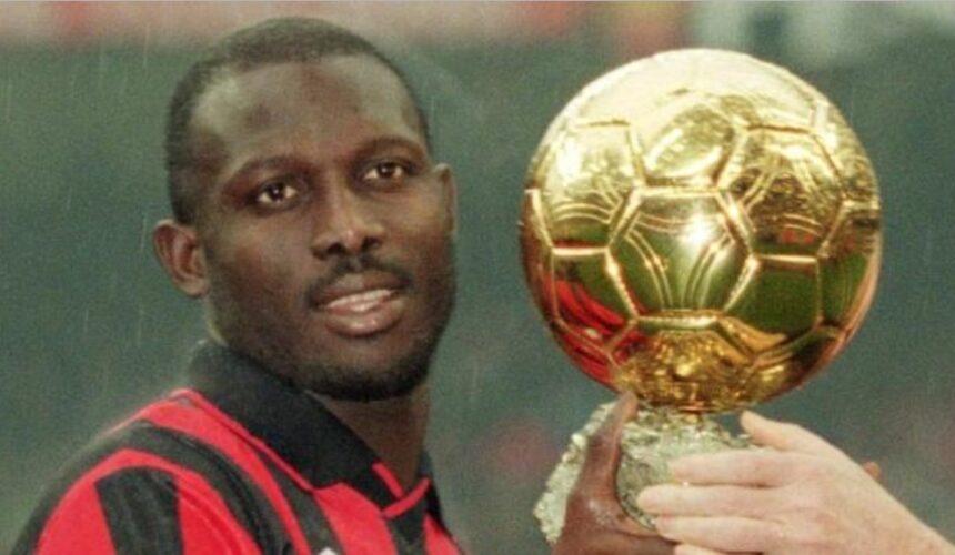 Didier Drogba, George Weah, Samuel Eto'o
