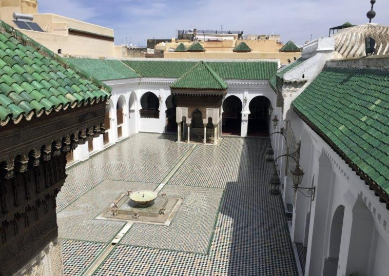Al-Qarawiyyin, université