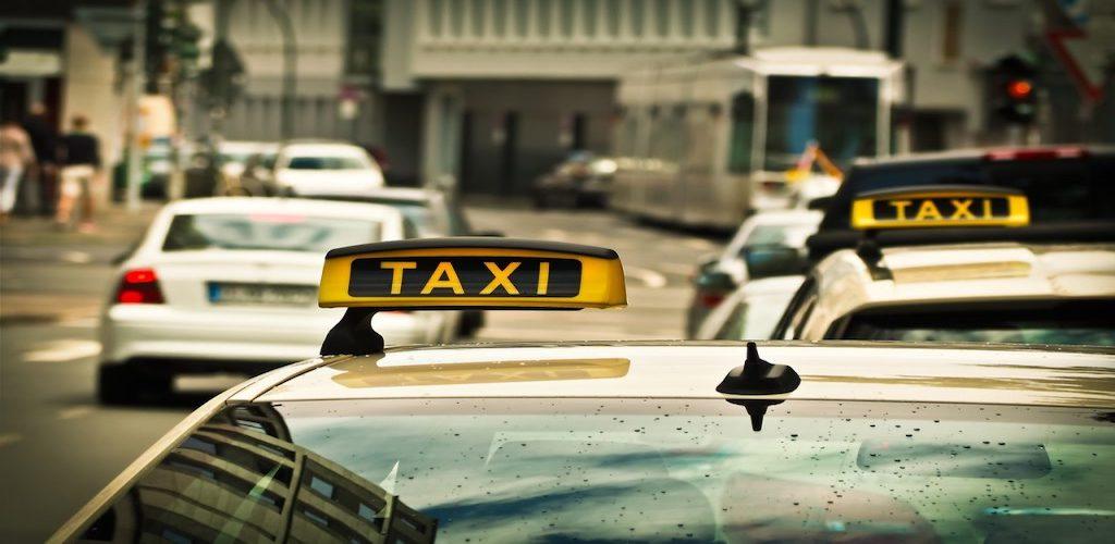 réservation de taxis