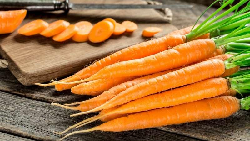 carotte vitamines