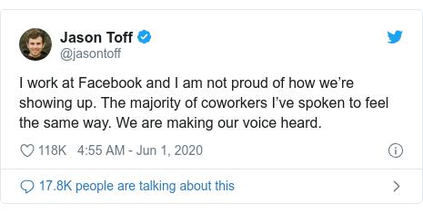 Facebook Donald Trump Jason Toff