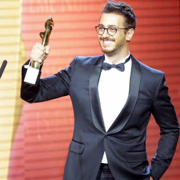 Saad Lamjarred Trophé awards récompenses